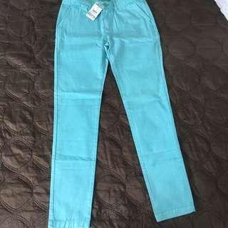 F&X Teal Pants