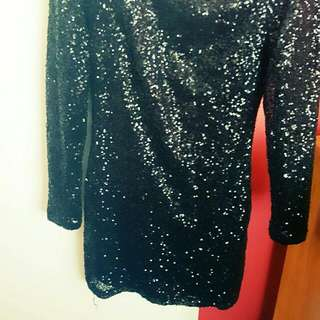 Back Open Night Out Dress New