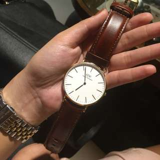 Authentic Daniel Wellington St. Mawes 40mm
