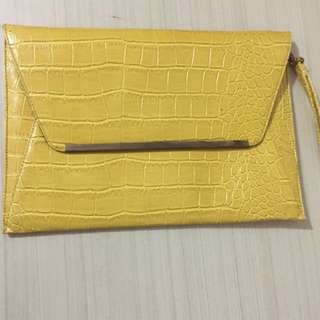 ASOS clutch tas Laptop