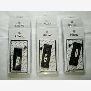 baterai Battery iphone 4 4g 4s 5 5g 5s