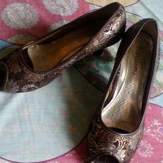 gardams brown shoes