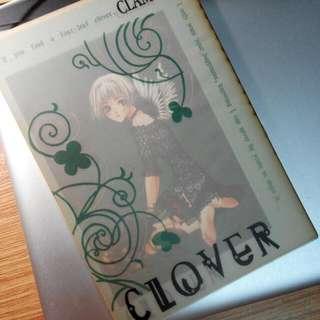 日文版 Clover  第一集