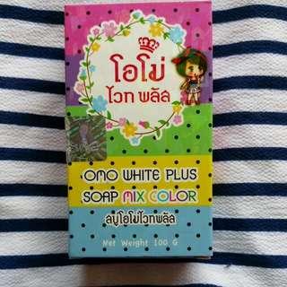泰國㊣彩虹潤膚皂