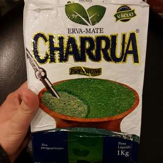 Brazilian Mate Tea (Yerba Mate)