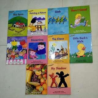N2 Reading Bee Series Book
