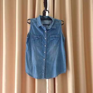 Denim Outer