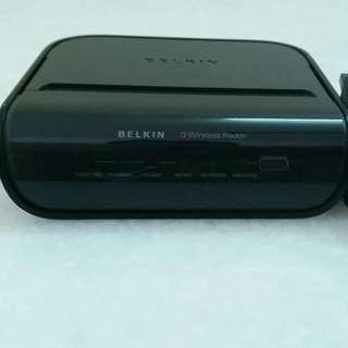 Belkin G wireless Router