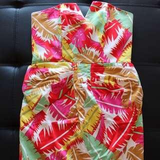 Sheike Colorful Dress