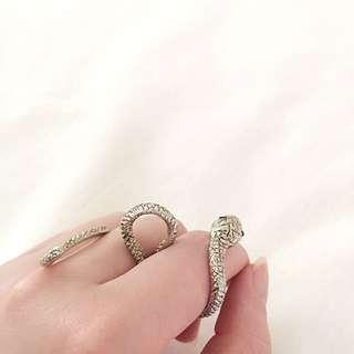 Lovisa Gold Snake Ring