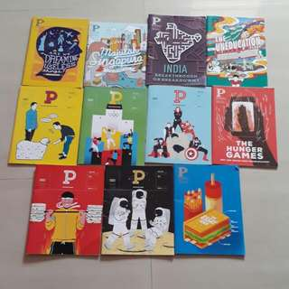 Present Perfect Magazine Clearance