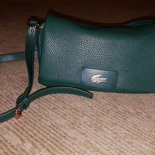 AUTHENTIC LACOSTE Sling Bag for Women