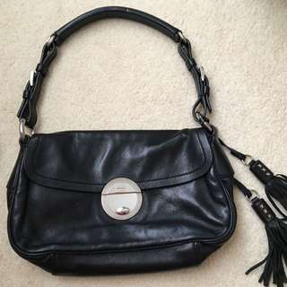 Authentic Prada Leather Bag