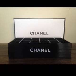Chanel Storage 18 Cube / Nail Polish , Foundation Etc
