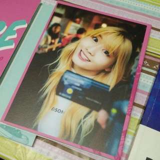 (WTT) TWICE TV2 Momo's postcard