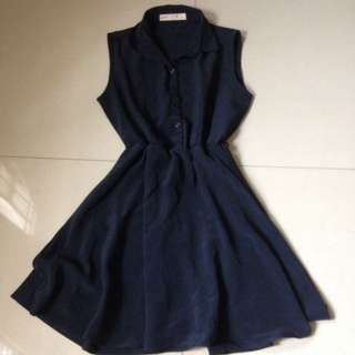 Triset Sleeveless Dress