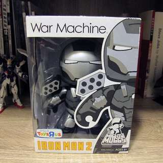 鋼鐵人 WAR MACHINE MIGHTY MUGGS 漫威