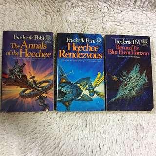 Frederik Pohl Paperback Books