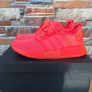 """NMD R1 """"Solar Red"""""""