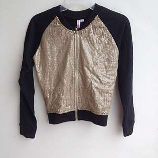 Penshoppe Sequined Top