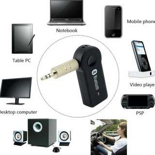READY AUX BN Bluetooth DONGLE READY STOCK** Bluetooth Audio Receiver Dongle( For car / computer / Audio System) BN Bluetooth Music Audio Stero Adapter MP3!