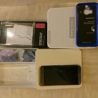 HTC M9+極光版保固內