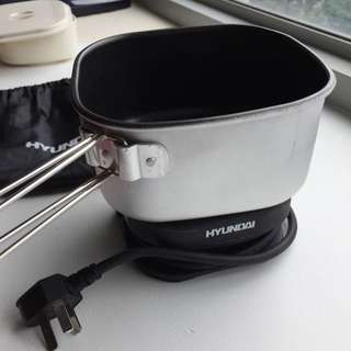 Portable Mini Travel Cooker (Reserved)