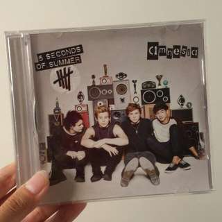 Amnesia EP - 5 Seconds Of Summer
