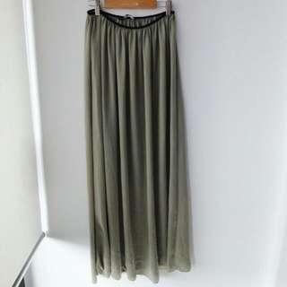 Zara(S) Long Skirt