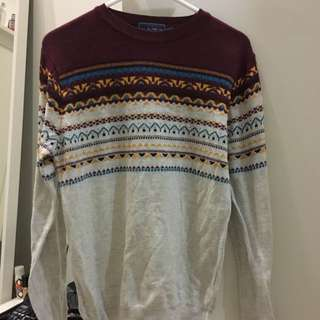 Sweater Tribal Topman