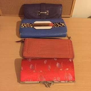 Wallets, Guess Wallet, Clutch