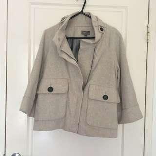 Beautiful Beige Winter Coat