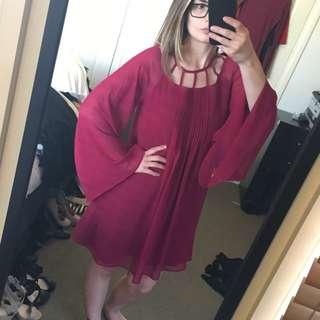 Berry Dress