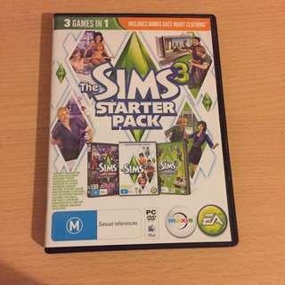 Sims 3 Starter Pack