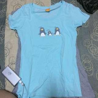Sofu 短袖 短t Tiffany綠 藍綠 M