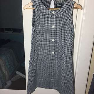 Plaid Revival Dress