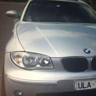 BMW120i 2006