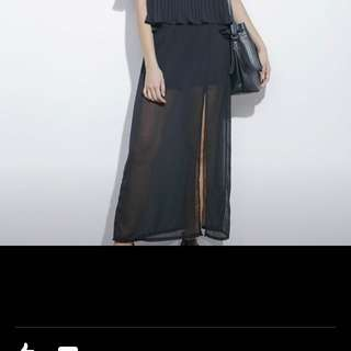 LOOKING FOR THIS KIND OF MAXI SKIRT