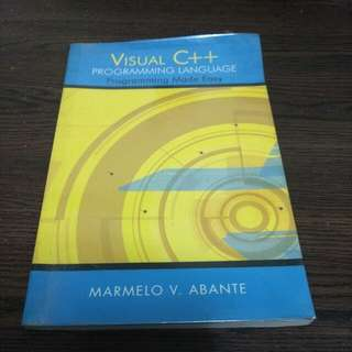 Visual C++ Programming Language
