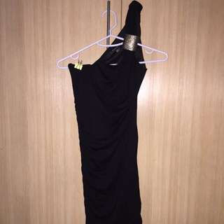 One sided Forever21 Dress