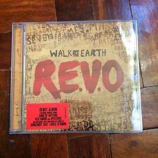 Walk Off The Earth R.E.V.O. Album