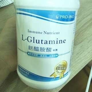 pro-bio 麩醯胺酸