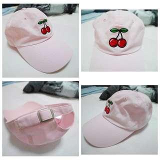 Wego Tokyo Shibuya Pink Cherry Baseball Cap