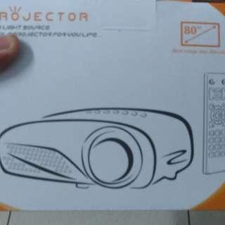微型投影機