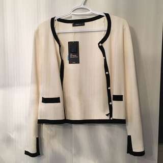 Zara Elegant Knitted Top