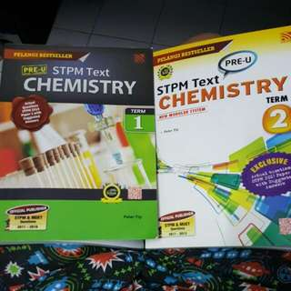 STPM Chemistry Term 1 And 2