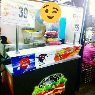 Emoticon Burger (Colored BURGER)