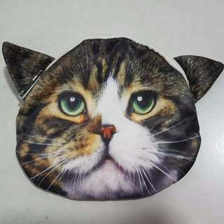 Cat Shaped 3-ways Bag With Strap