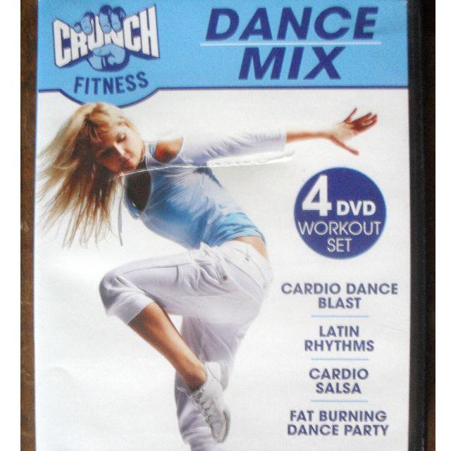 4 DVD Workout Set