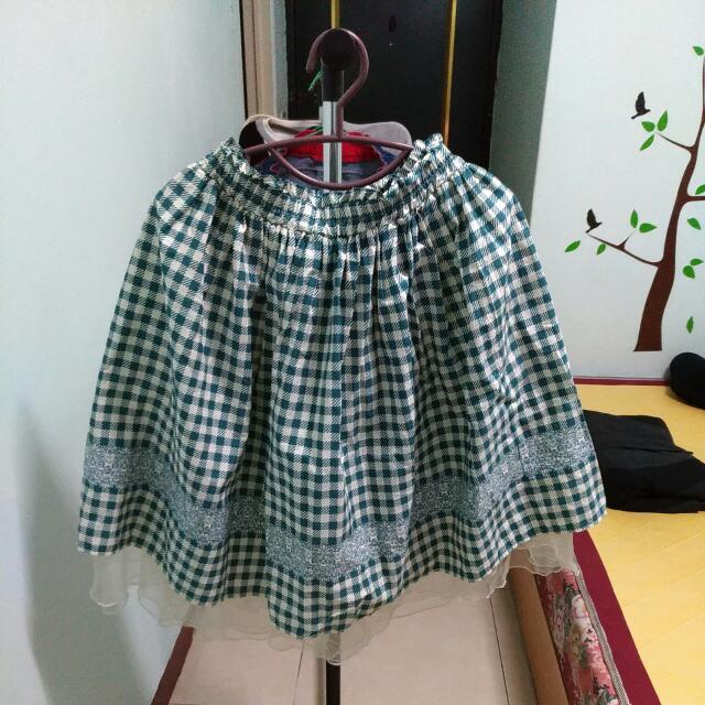 (保留)日系 蓬蓬裙